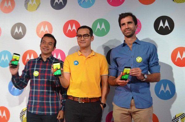 Lenovo luncurkan temuan smartphone tangguh Moto E3 Power