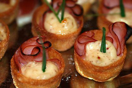Krustader med viltost, rökt skinka och chili + tips på 12 olika fyllningar! – Kryddburken.se