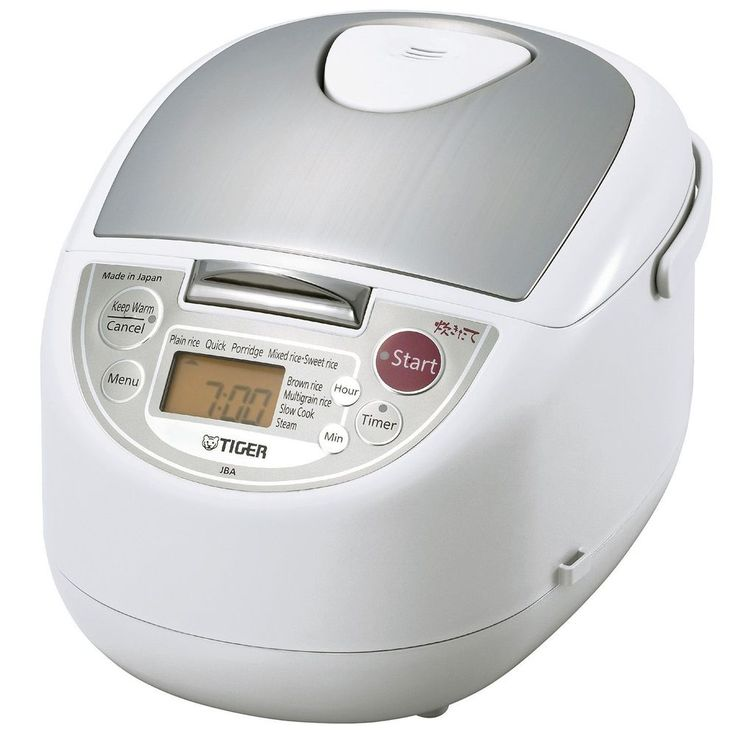 Tiger Rice Cooker JBA-T18U  3-in-1 Rice Cooker  #TigerCorporation