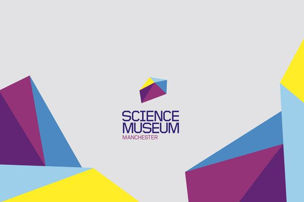 Science Museum identity rebrand concept by Jon Cleave, via Behance