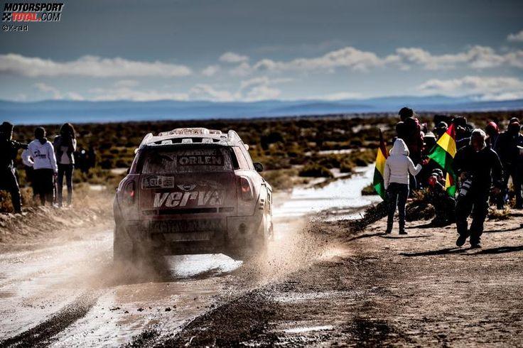 Rallye Dakar 2017,
