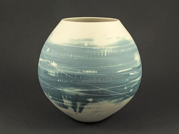 Junction Art Gallery - Ali Tomlin Spherical Vase