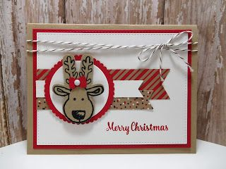 Peanuts and Peppers Papercrafting: Try It Thursday - Stampin' Up! Cookie Cutter Christmas Sneak Peek!