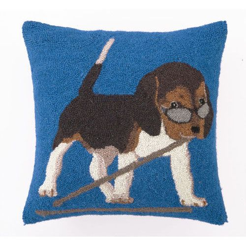 Beagle Pillow from PoshTots