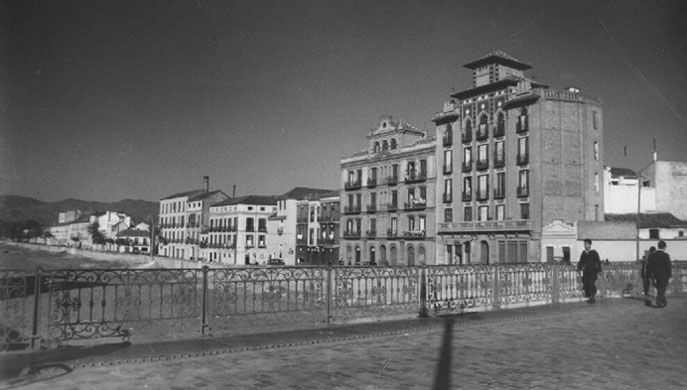 Málaga - Ayer y Hoy - Comparaciones
