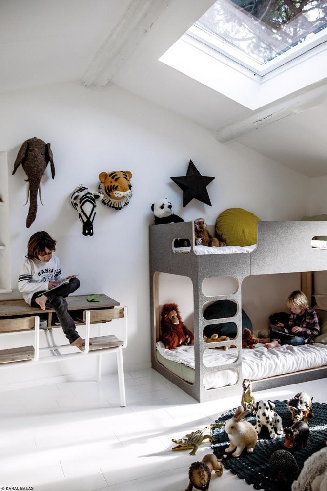 1 Chambre 2 Enfants Comment L Amenager Comment Amenager Une