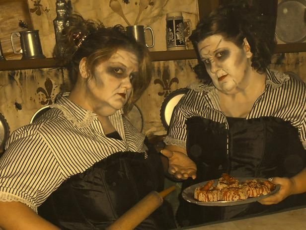 Scariest Halloween Attractions : Haunted : Travel Channel
