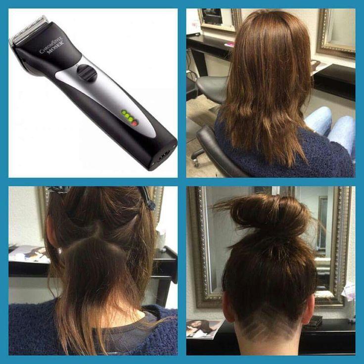 Lang haar maar toch stoer!darecto be different. .#scheren#hairdresser#lines
