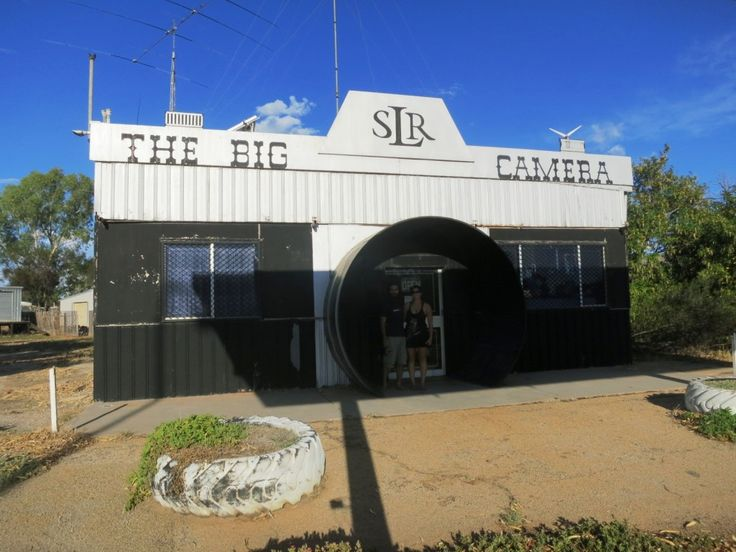 The Big Camera, Meckering WA