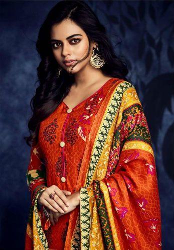 1acef7ebee Belliza DesigNer Studio AlMarina vol 4 premium shawl collection suit 187-007