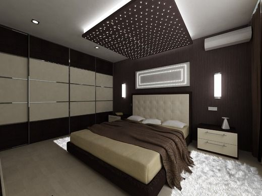 Квартира 78 кв.м.. Спальня