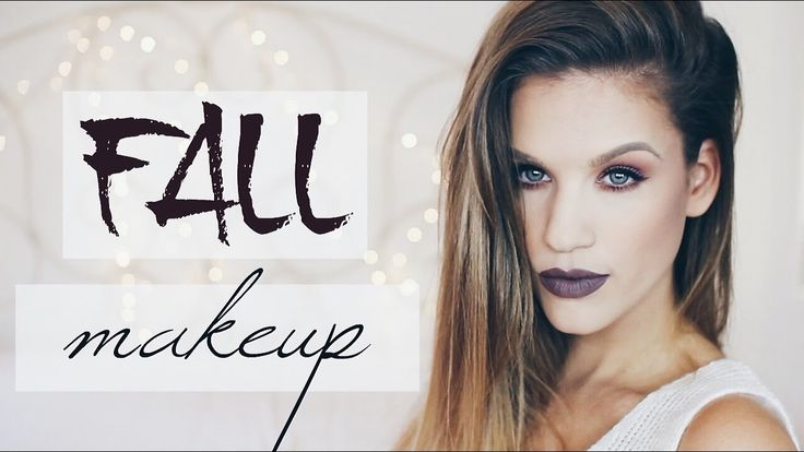 FALL Makeup & Hair│Őszi Smink & Haj│Karin Dragos (HU felirattal)
