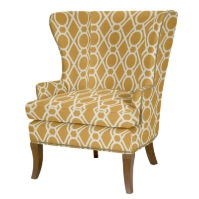 this summer I will find an antique chair and upholster it with Grammie Brown!