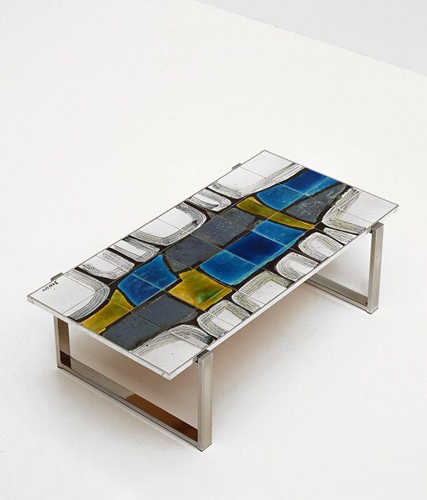 DECORATIVE TABLES BY BELARTI / DENISCO. Metal FurnitureCity ...