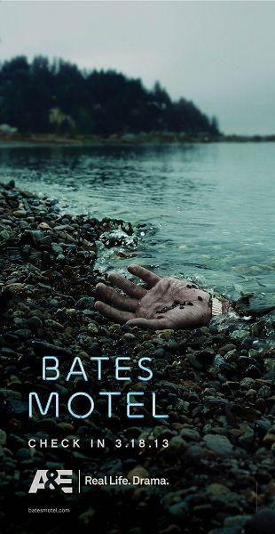 New teaser poster for the upcoming A series Bates Motel, a prequel to Alfred Hitchcock's Psycho, focusing on the teenage years of Norman Bates. http://www.thementalshed.com