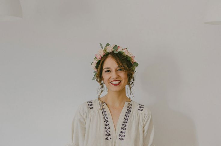 A Boho Chill Wedding With Old Romanian Traditions: Sibila and Mihai