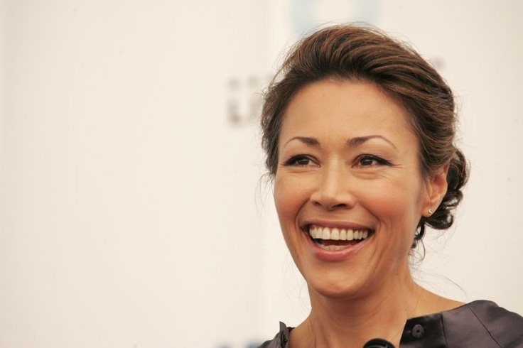 Ann Curry ~ She is a beautiful and inspiring woman. Someone I would love to meet.