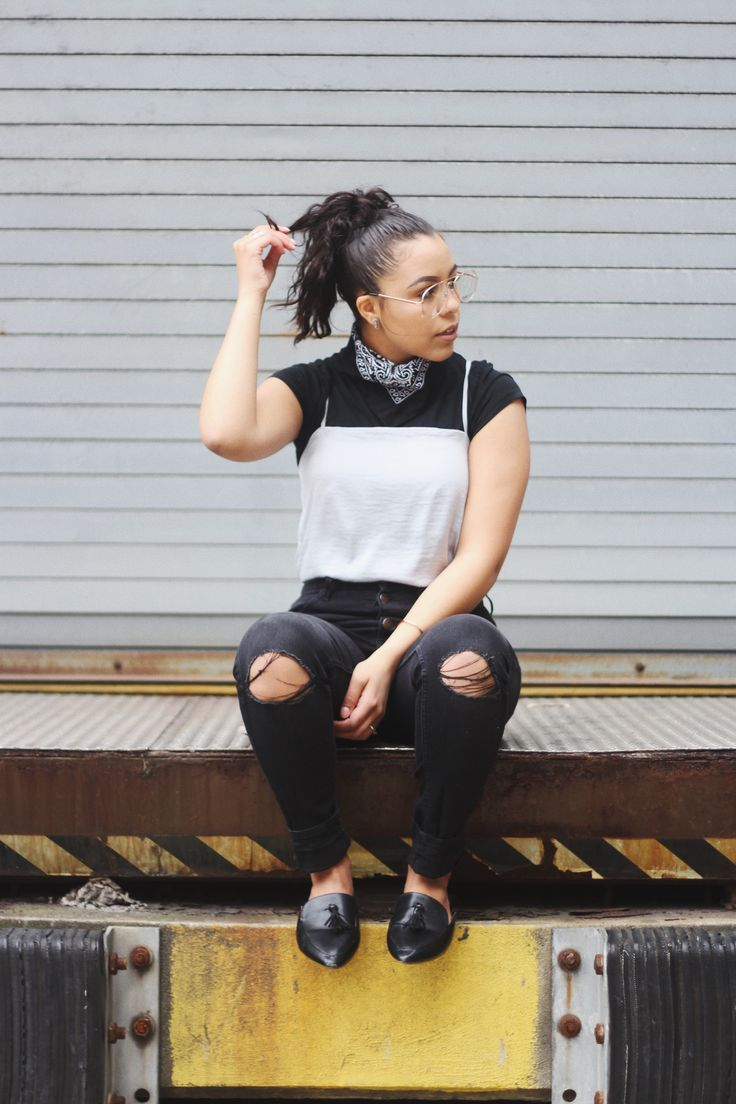 How To Easily Style A Bandana | The Mod Collective