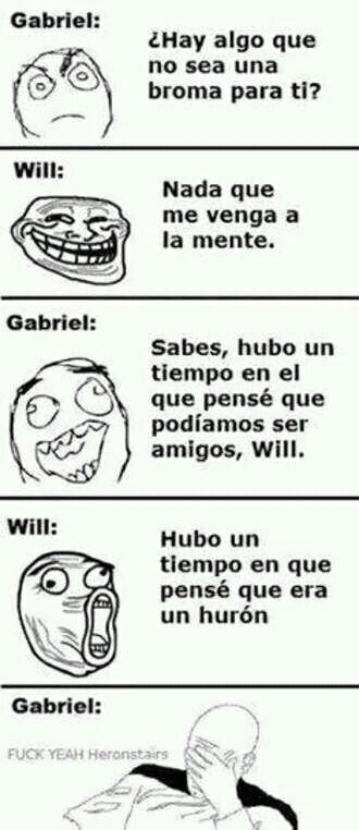 Memes de Cazadores De Sombras - Gabriel - Will - Wattpad
