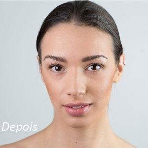 Corretivo para sobrancelhas é fácil de aplicar e cria efeito natural