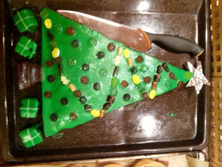 Julekage til 4 klasserne