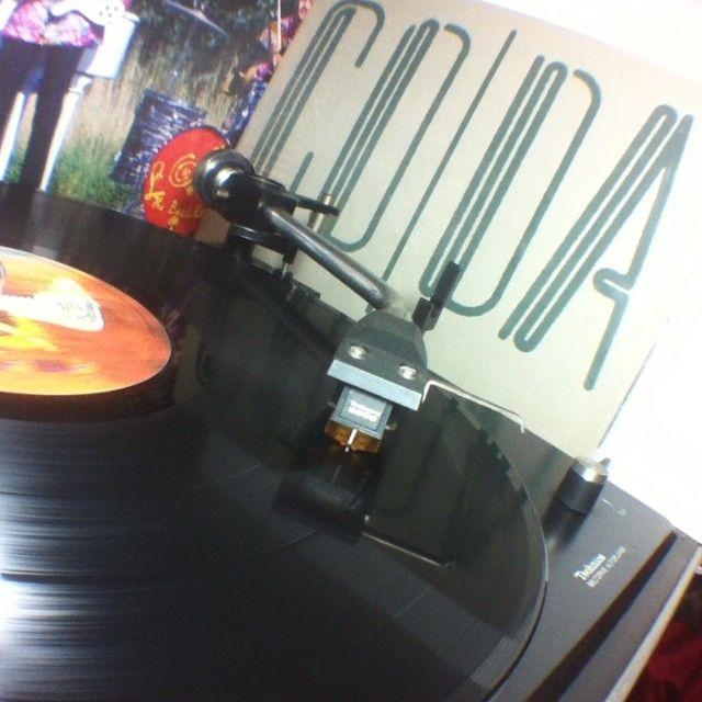 34 años sin #johnbonham el genio del rock, dios del trueno #bonzo #ledzeppelin #vinyl