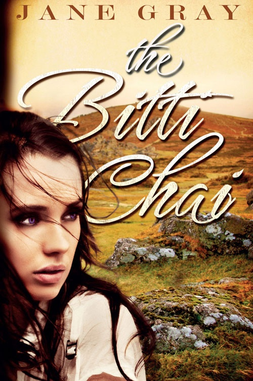 The Bitti Chai cover for Jane Gray published by Silverwood Books in 2011. I still receive a lot of compliments for this one.