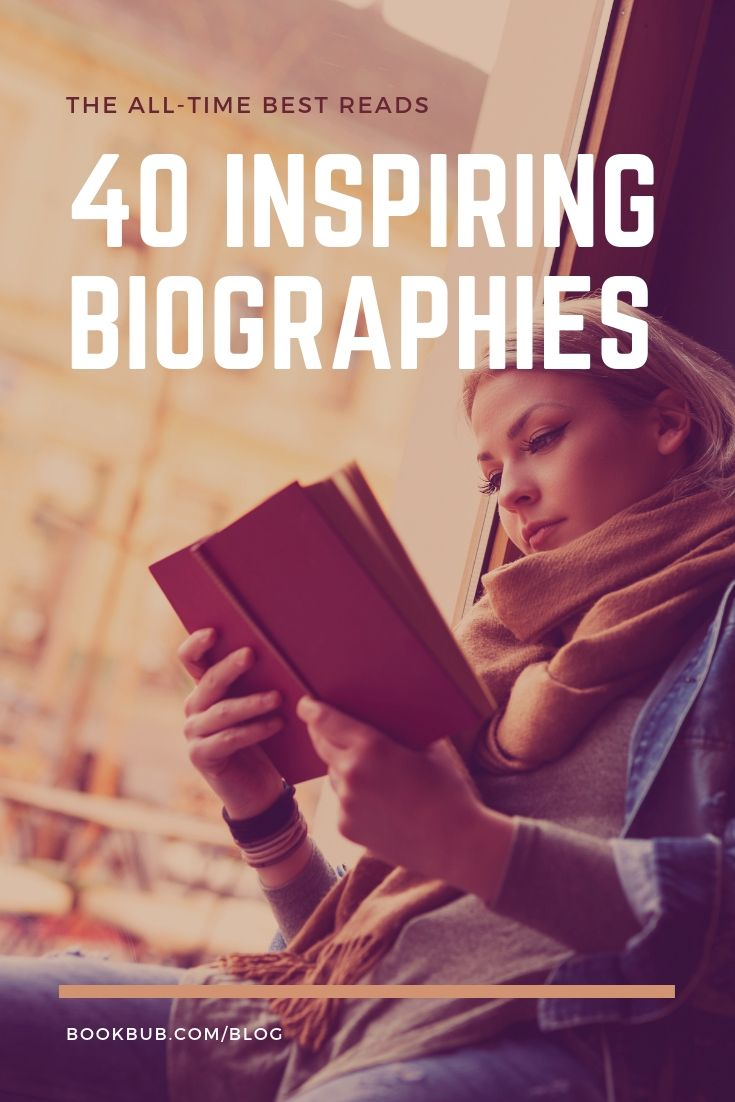 Best Biographies 2019 The 40 Best Biographies You May Not Have Read Yet in 2019
