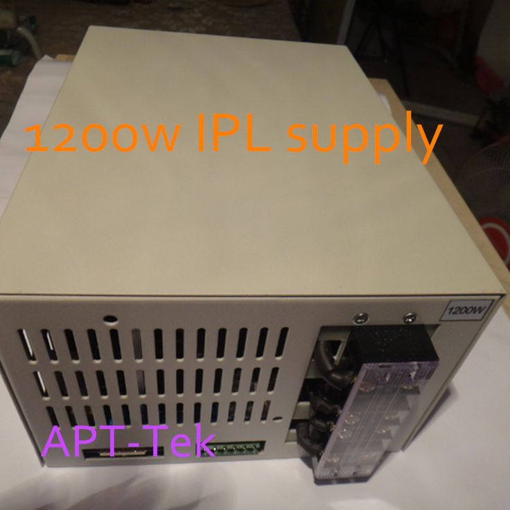 Accessories 1200w power supply high quality for laser removal facilities