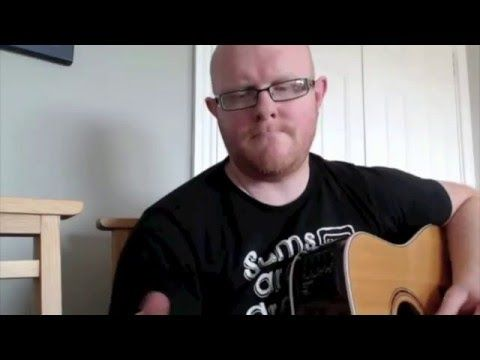 Johnny Cash Hurt cover, song written by Trent Reznor - YouTube