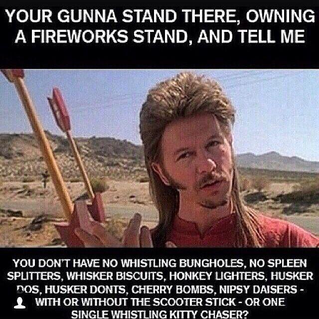 Best Joe Dirt quote