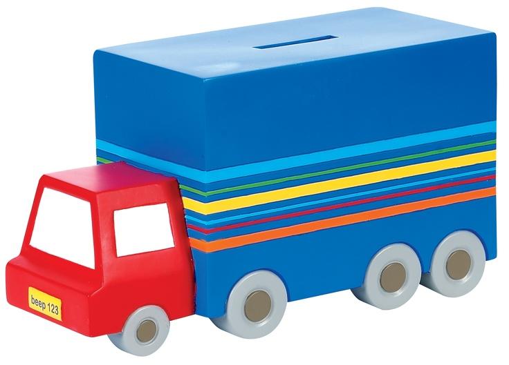 Truck Money Box