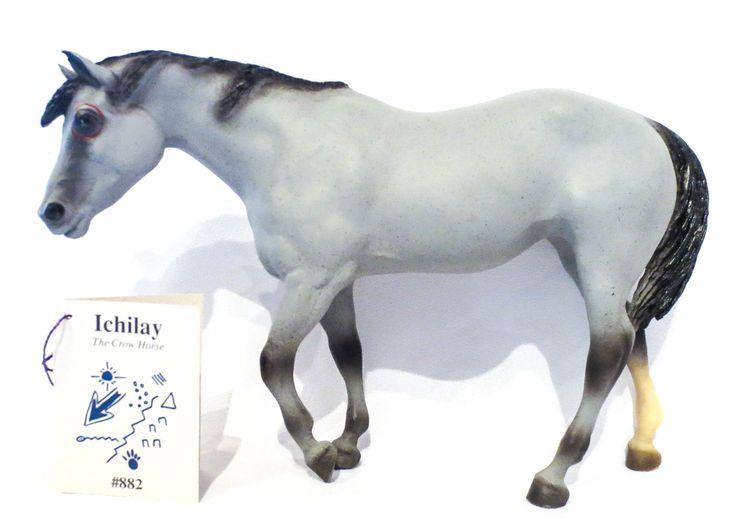 Indian Pony ~ Ichilay - Circled Eye Warpaint