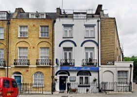 Budget Hotels Near St Pancras Station London