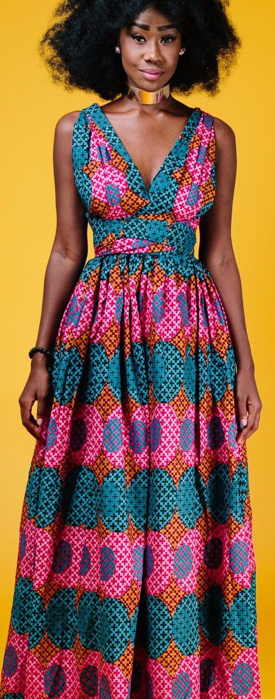 50  best African print dresses | Looking for the best