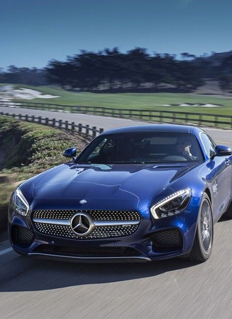 #Mercedes #AMG GT looking oh-so-mean. #Speed #Style #German #Luxury #Power #Class