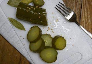 Gourmet Israel: Pepinos agridulces