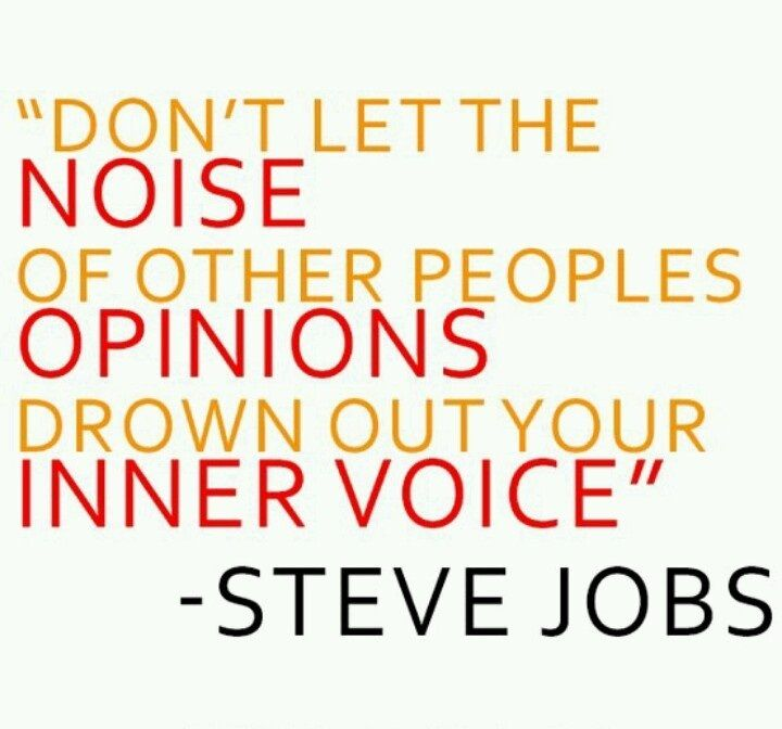 Your #inner #voice is what #inspire you the most in the #world. Never let it down.