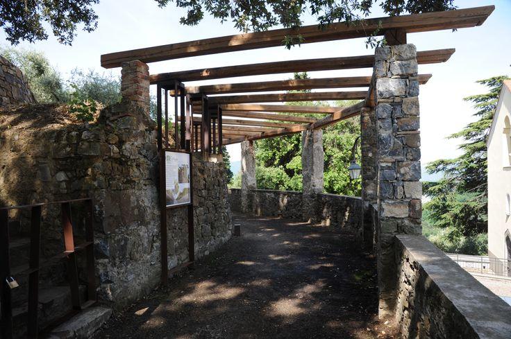 Natura e #coltivazioni tradizionali, tutte da scoprire in un antico #castello! Dove? a #Bolano!