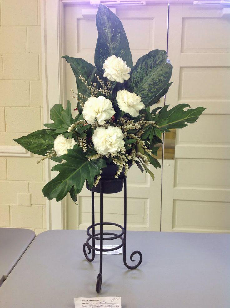 Superior New Garden Club Journal Duo Floral Design Flower Arrangement