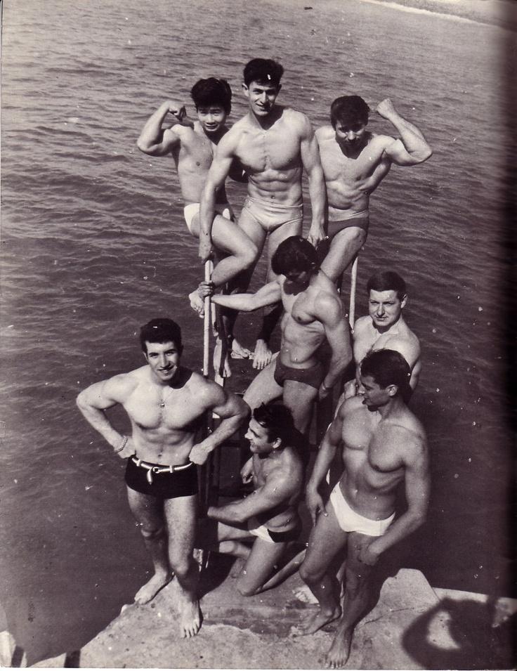 Pet nudist men and couples not, men