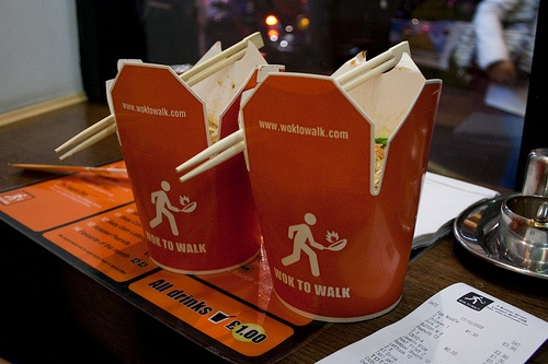 Oh dear god I love Wok to Walk!  Why aren't they in America