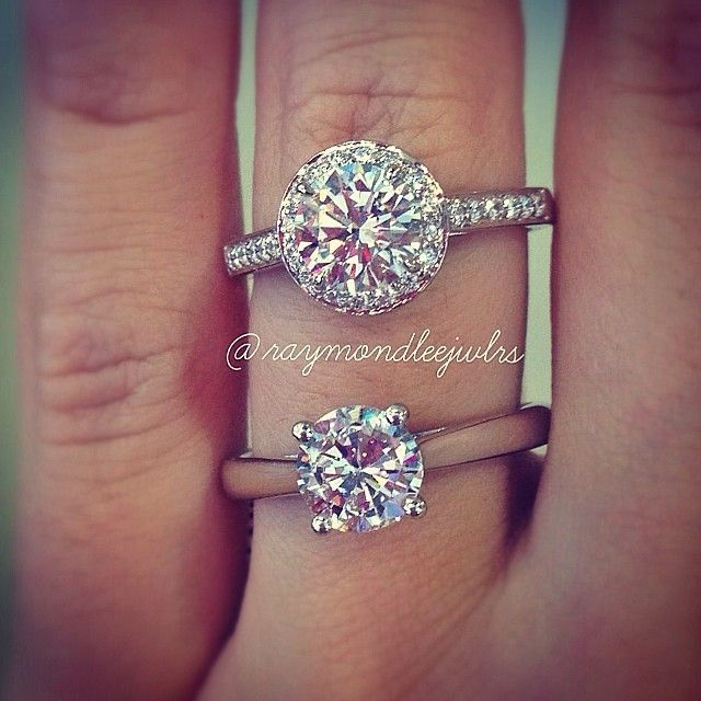 Carat diamond rings halo rings engagement rings 1 carat rings