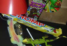 reptile party bags - Google Search