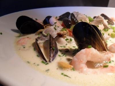 LCHF-bloggen: Fiskesuppe med blåskjell