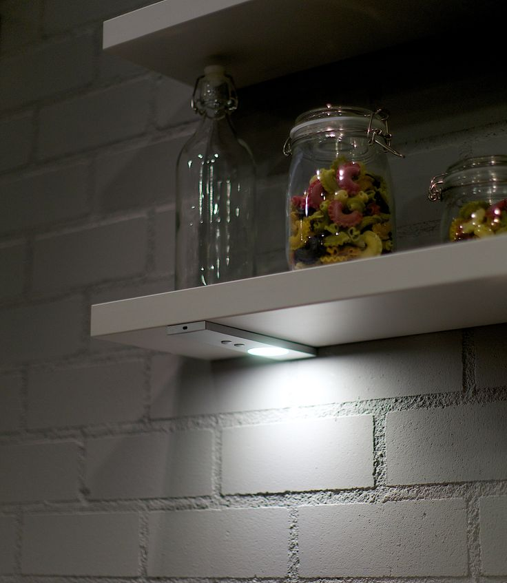 KARWEI | Kies voor smartlights met zwaaisensor voor boven het aanrecht. #karwei #verlichting #wooninspiratie
