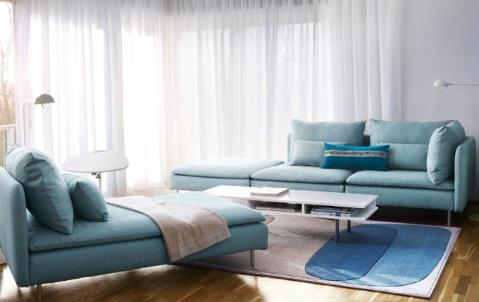 Soderhamn Corner Section-25 Affordable IKEA Seating ...