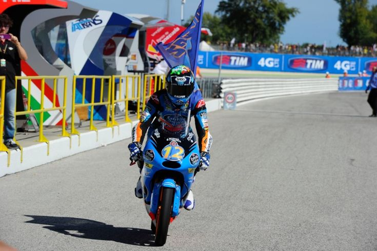 Alex Marquez, San Marino Moto3 Race 2014