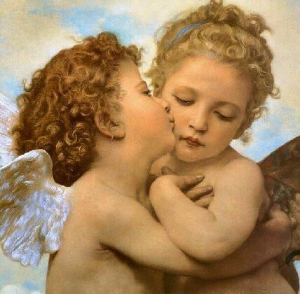 Los angeles querubines son los mas fuertes de los angeles del Cielo. Sostienen el universo. Custodian los tesoros del Cielo. Son sabios y artistas del Cielo