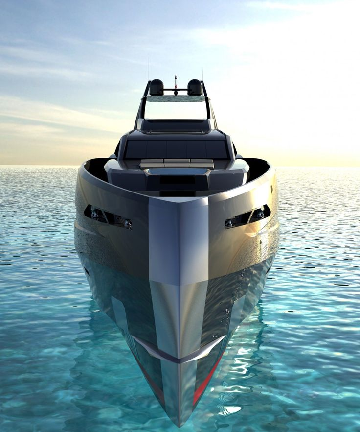 Icon Yachts together with Bristow Holmes brokerage firm unveiled 46m The Gotham Project.Built by the Dutch shipyard and designed in partnership with ER Yacht Design, she promises to be one of the most iconic yachts of the future. Ivan Erdevicki styled the yacht's interior, whilst Icon Yachts and...